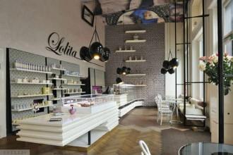 Lolita Coffeehouse ; Cafetería con estilo auténtico y acogedor
