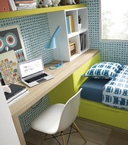 Mesa escritorio recta