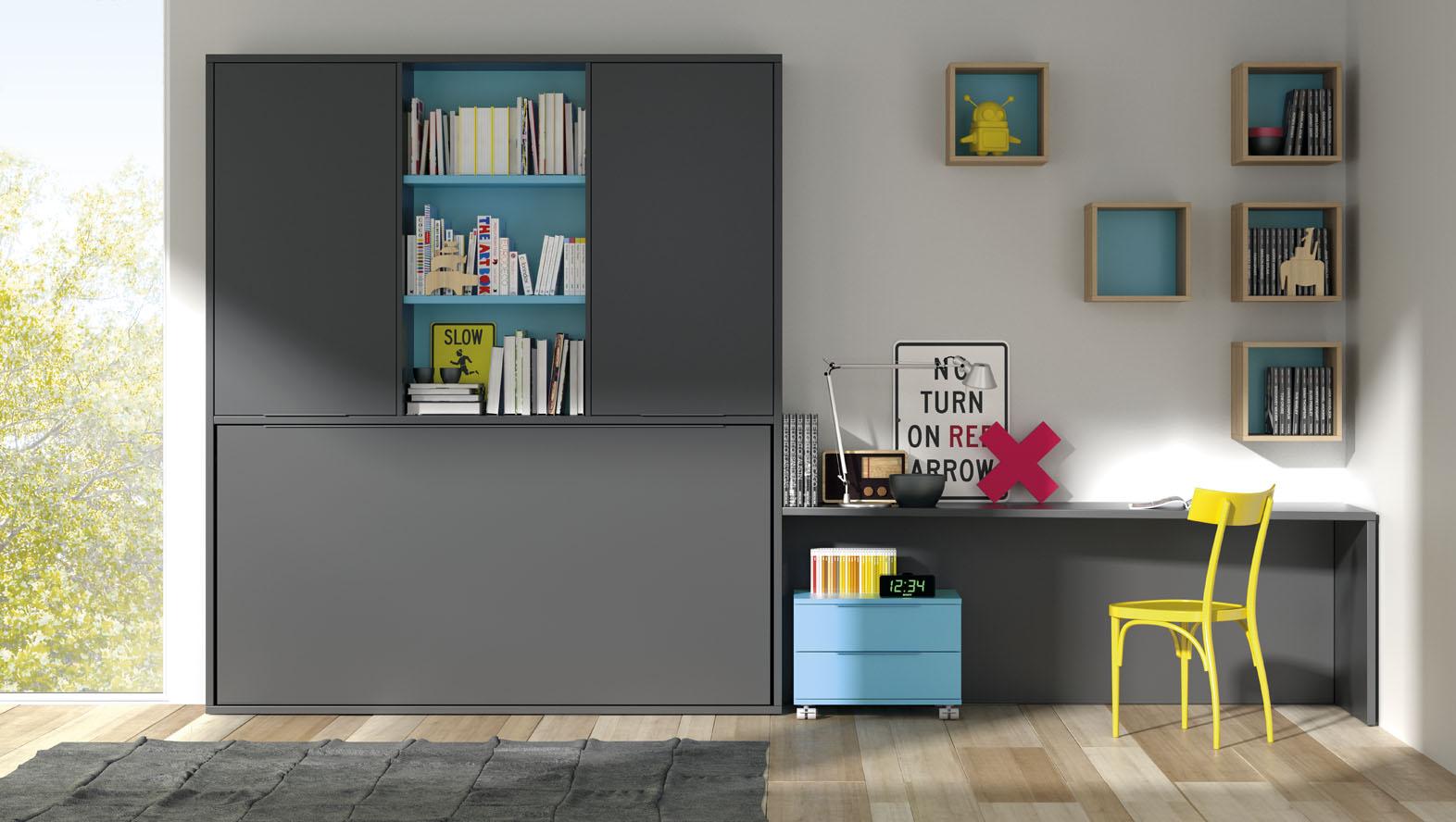 Gu a para elegir el dormitorio juvenil escritorios for Habitaciones originales para adultos