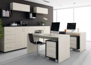 Mesa de escritorio suelta
