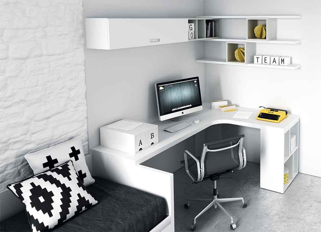 Gu a para elegir el dormitorio juvenil estanter as - Baldas y estanterias ...