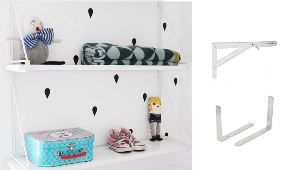 Gu a para elegir el dormitorio juvenil estanter as - Soportes para baldas ...