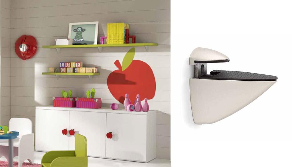 Gu a para elegir el dormitorio juvenil estanter as - Soportes de estanterias ...