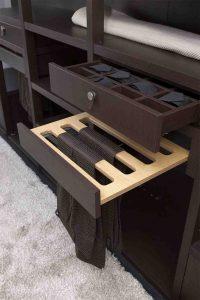 Clasificador cajón y pantalonero madera