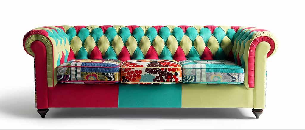 Telas para tapizar y tendencias 2016 blog muebles leandro for Tendencias de interiorismo 2016