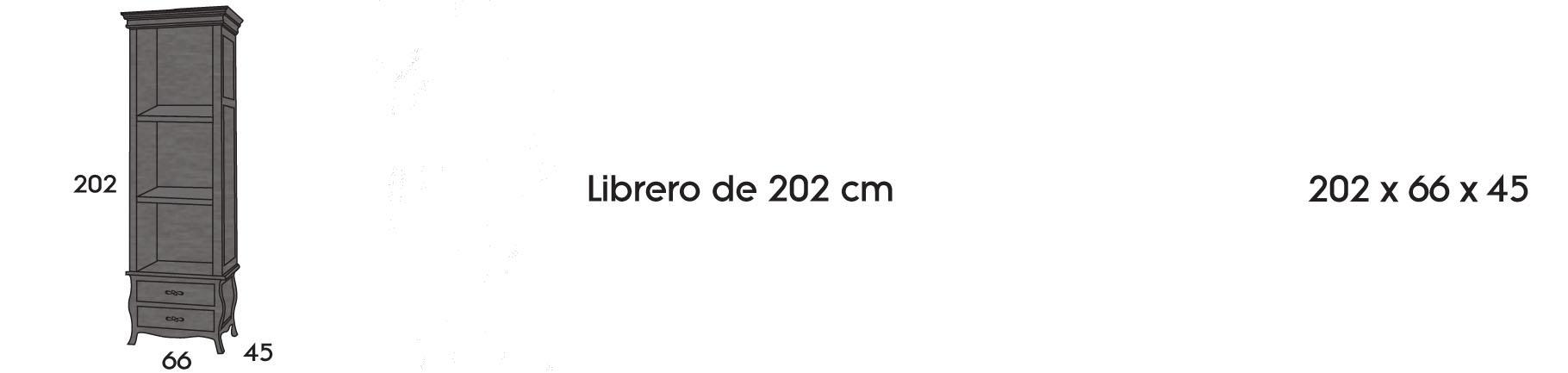 Librero 202