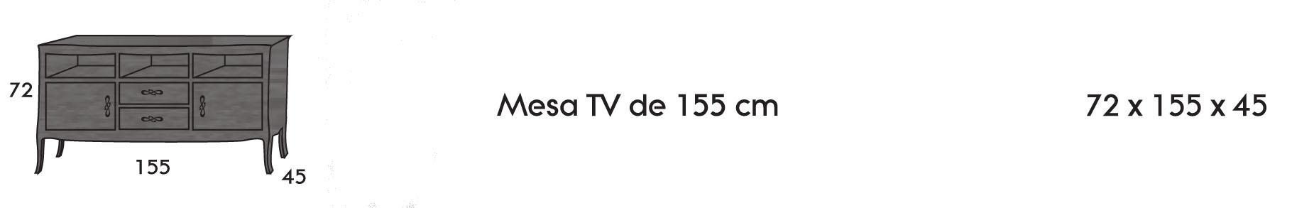 Mesa TV 155