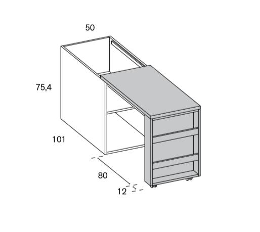escritorio H108