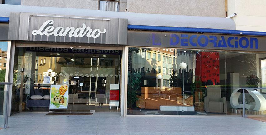 Muebles Leandro: Tienda de muebles y decoracion en Almazora (Castellon)