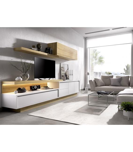 Ambiente de comedor modelo Duo 04 estilo moderno de Rimobel