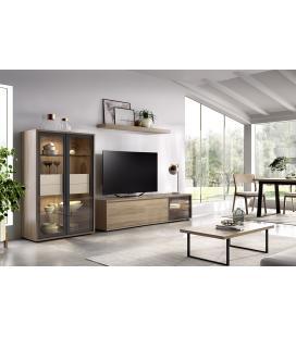 Ambiente de comedor modelo Duo 05 estilo moderno