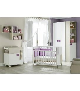 Dormitorio infantil modelo MINI 11 de ROS