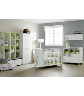 Dormitorio infantil modelo MINI 12 de ROS