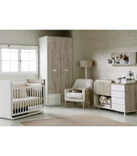 Dormitorio infantil modelo MINI 13 de ROS