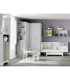 Dormitorio juvenil modelo MINI 15 de ROS