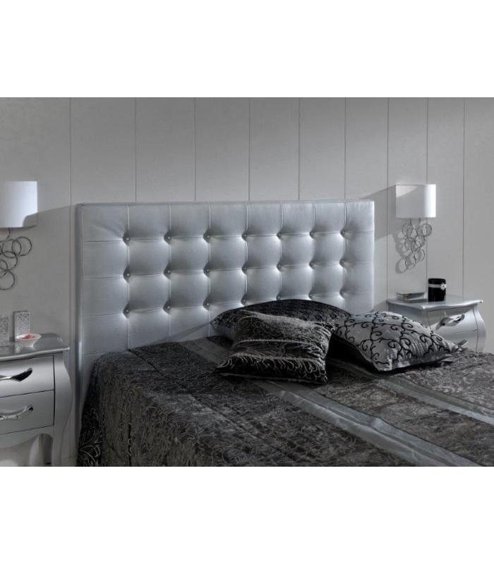 Como tapizar un cabezal de cama cabecero cama dormitorio for Lamparas cabezal cama