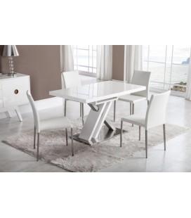 Mesa de comedor extensible modelo DORIAN
