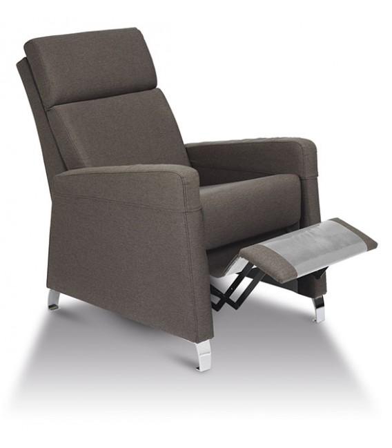 Sillón relax modelo Teide de Tapizados Boro