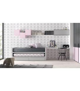 Ambiente dormitorio juvenil modelo INFINITY 23