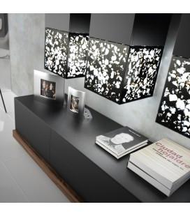 Mueble de salón moderno ORTUS 03 de ZAFRA