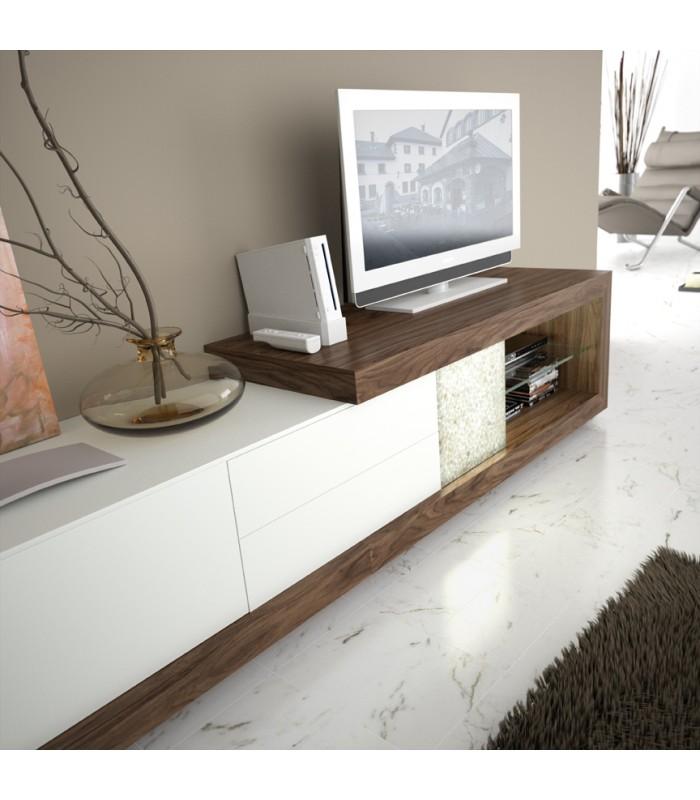 Ambiente sal n moderno ortus 06 de zafra for Muebles en zafra