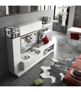 Ambiente de salón moderno ORTUS 09 de ZAFRA