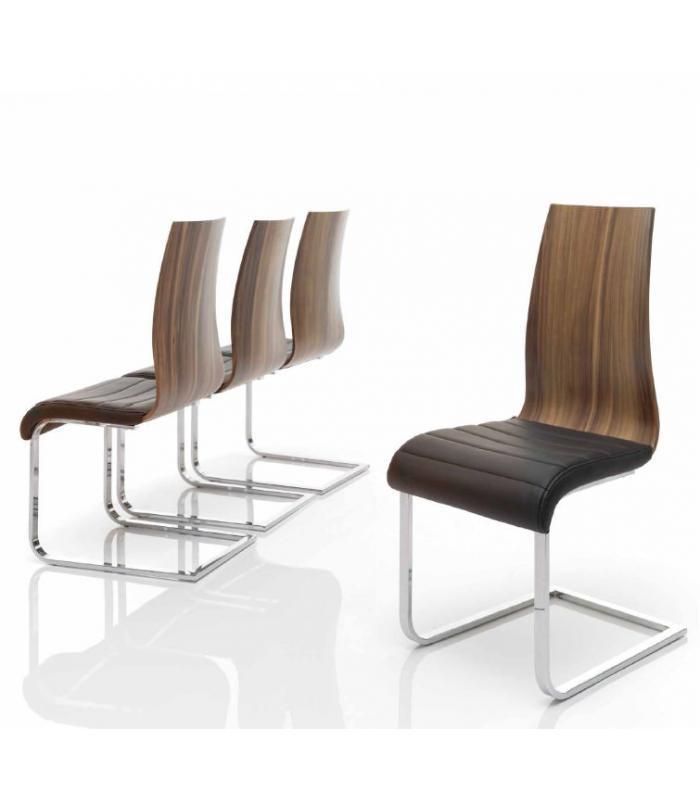 Silla de comedor modelo gables de dugar home - Modelos sillas comedor ...