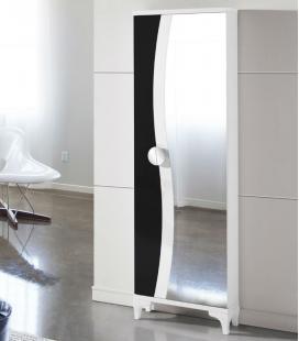Zapatero Vestidor con espejo EVOLUCION
