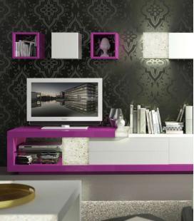 Mueble de salón moderno ORTUS 04