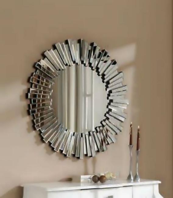 Espejo mosaico de dugar home for Espejos pequenos decorativos