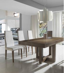 Mesa de comedor extensible modelo 293 de ALMOSA