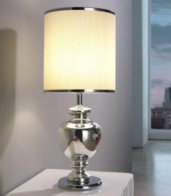 Lámpara de sobremesa modelo LETIZIA de DUGAR HOME