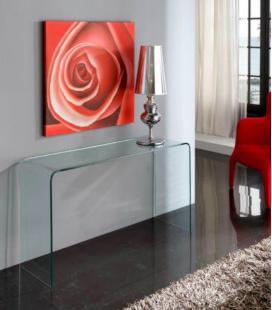 Consola cristal de DUGAR HOME