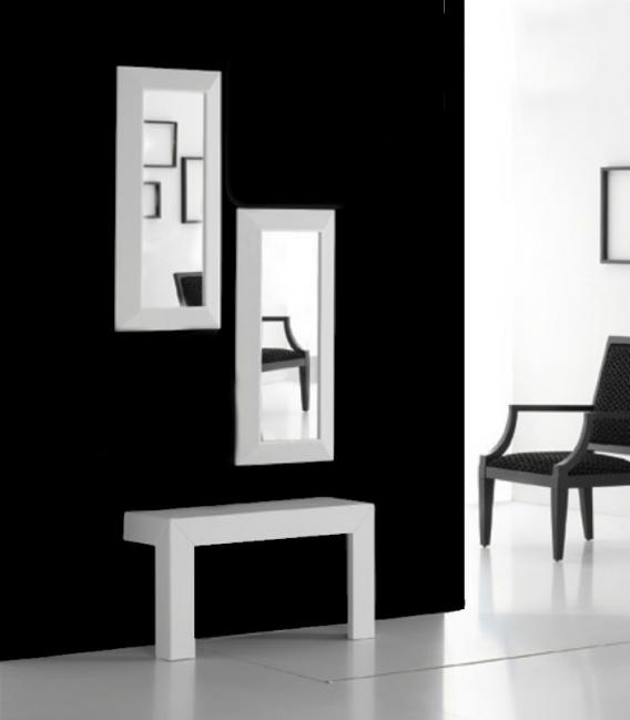 Espejo rectangular 9027/2 de Ribermobel