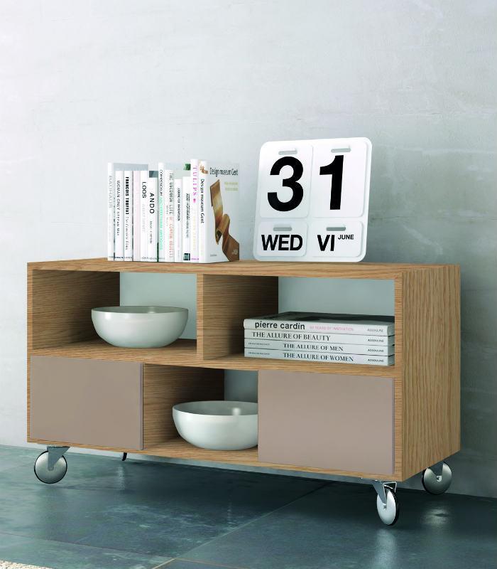 Mueble auxiliar tebbe de vettas - Muebles auxiliares merkamueble ...