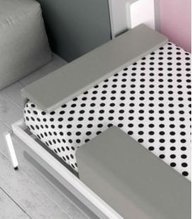 Cabezal plegable tapizado infinity de JJP