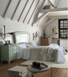 Habitación juvenil Romantic 10 de Elizana