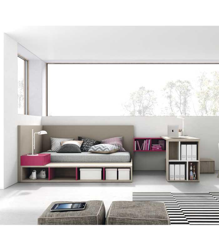 cama ba era elevable berl n de tegar mobel. Black Bedroom Furniture Sets. Home Design Ideas