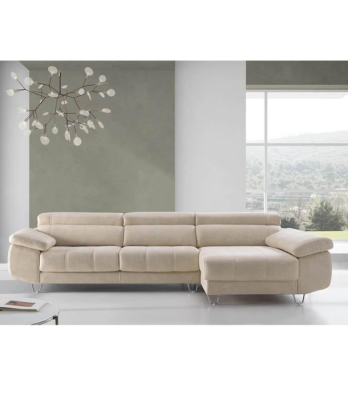 Sof chaiselongue modelo regina de mayor tapizados - Tapizados para sofas ...