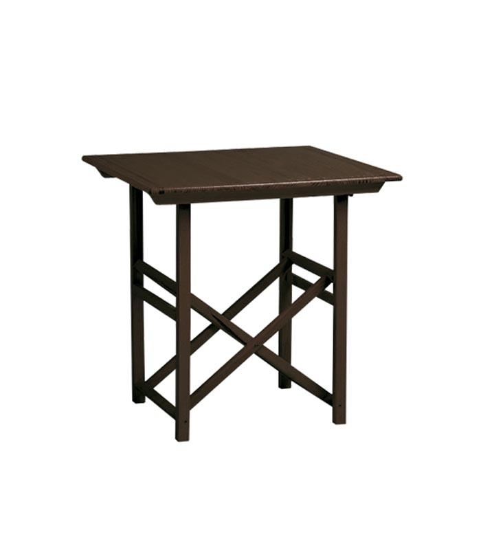 Mesa plegable de exterior modelo t70 de sillas menorca - Mesas plegables exterior ...