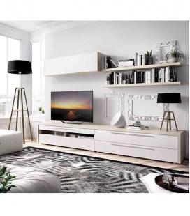 Ambiente de salón modelo DUO 46 estilo moderno de RIMOBEL