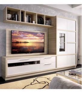 Ambiente de salón modelo DUO 44 estilo moderno