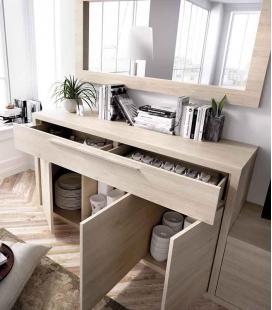 Ambiente de salón modelo DUO 47 estilo moderno