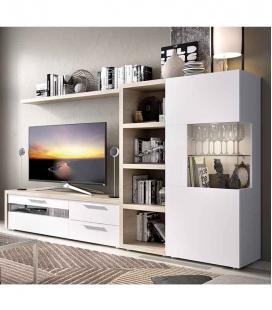 Ambiente de salón modelo DUO 48 estilo moderno