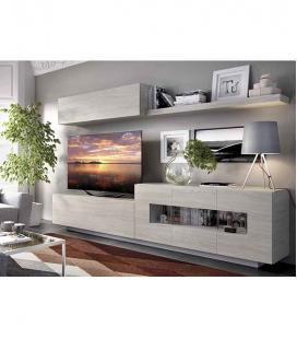 Ambiente de salón modelo DUO 50 estilo moderno