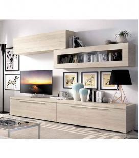 Ambiente de salón modelo DUO 51 estilo moderno