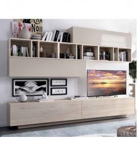 Ambiente de salón modelo DUO 52 estilo moderno