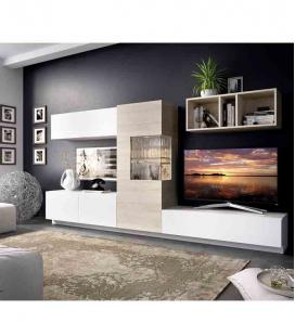 Ambiente de salón modelo DUO 56 estilo moderno