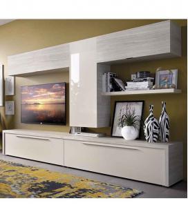 Ambiente de salón modelo DUO 57 estilo moderno