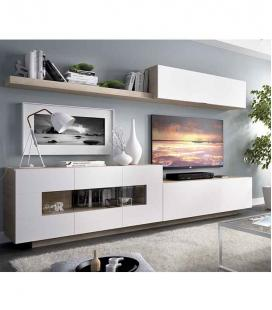 Ambiente de salón modelo DUO 59 estilo moderno